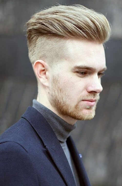 high top pompadour