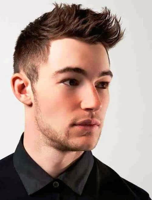 short sides hairstyles for men