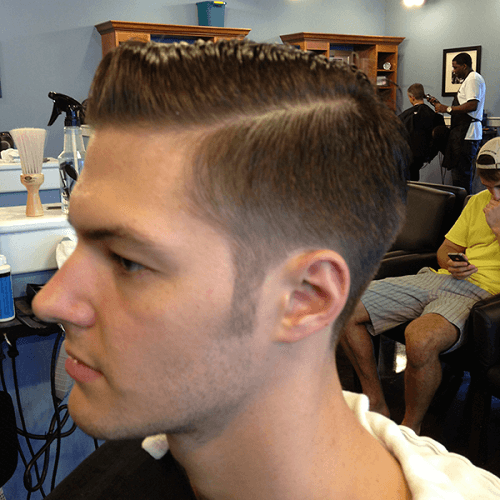 Prime 60 Pompadour Haircut Suggestions For 2016 Short Hairstyles Gunalazisus