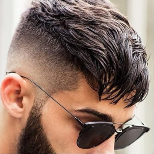 short hairstyles for men caesar