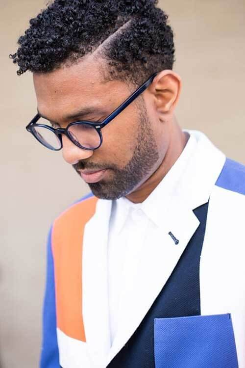 short hairtstyles for black men