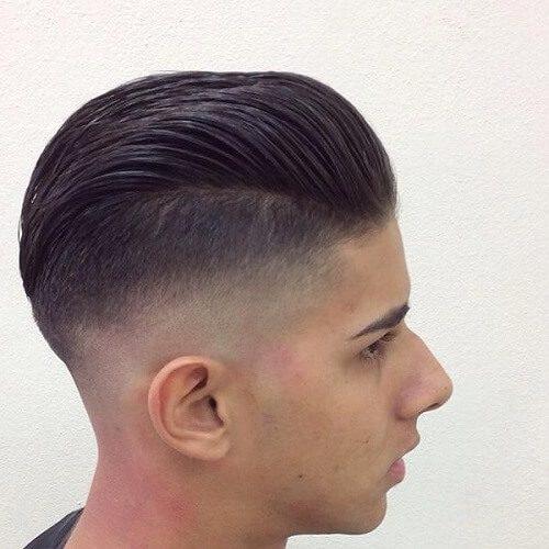 Vintage Undercut Hair