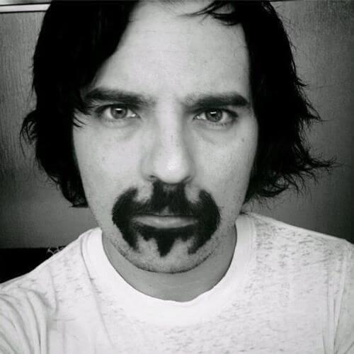 batman goatee styles