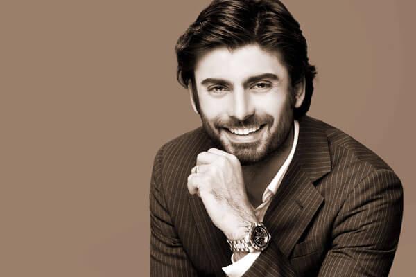 Fawad Khan's Manly Goatee