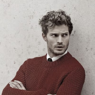jamie dornan curly hairstyles for men