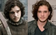Kit Harington and Curly Hair