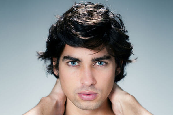 60 Sexiest Curly Hairstyles For Men