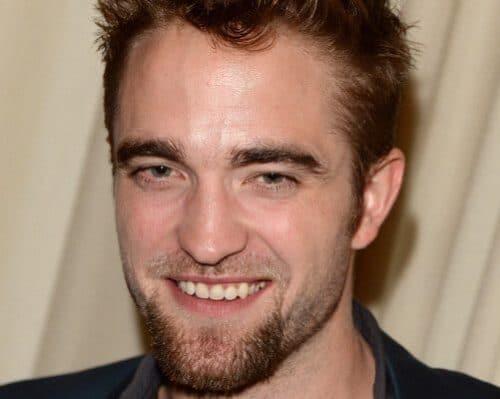 Cool Robert Pattinson Goatee