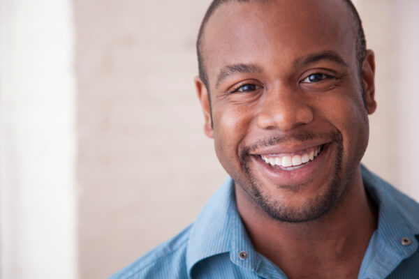 thin goatee styles for black men
