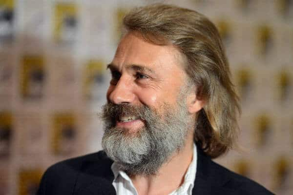 charming christoph waltz