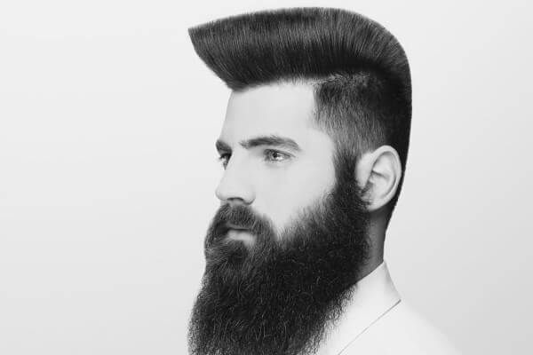 edgy haircut for thick hair