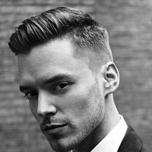 Elegant Taper Cut Styles