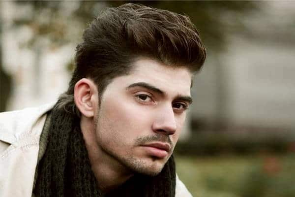 50 Charming Haircuts for Men with Thick Hair ...