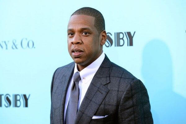 jay z in a suit