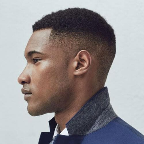 short taper cut styles