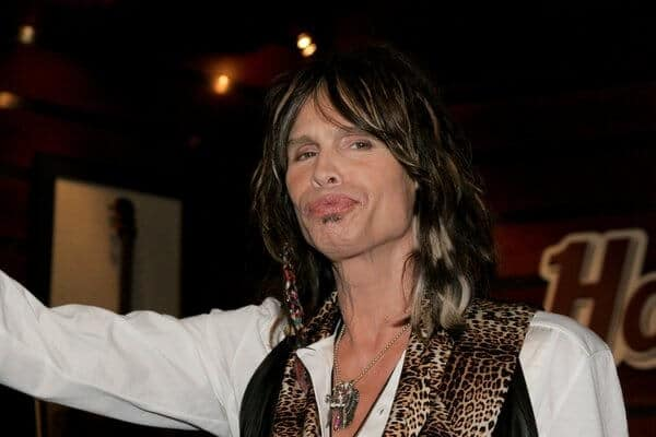 steven tyler layered hairstyle