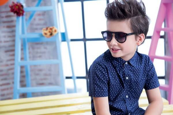 Top 40 stylish little boys haircuts from men hairstylists - Cool and stylish room boys ...