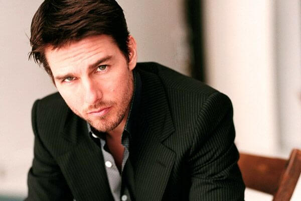 tom cruise in a suit
