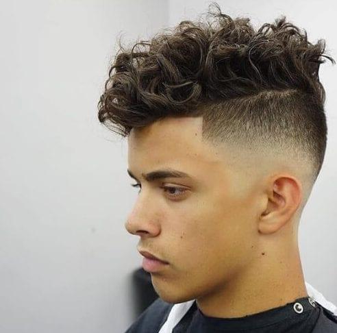 trendy best fohawk haircut styles