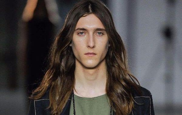 teen male model
