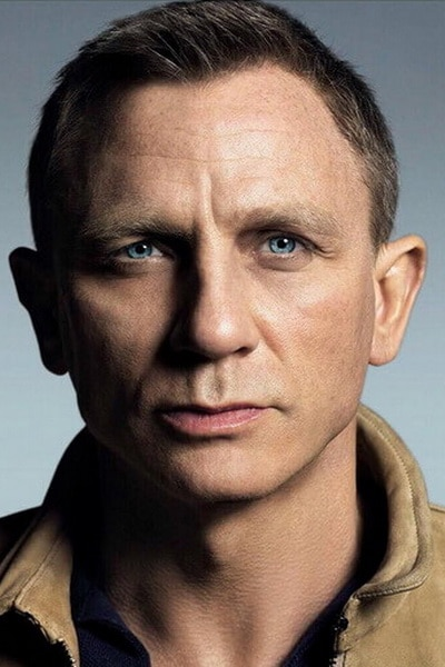 The Daniel Craig Crew Cut - Best Hairstyles fo Balding Men 2016