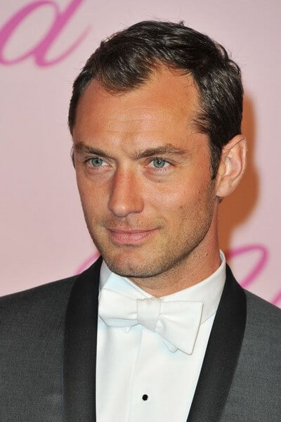 The Jude Law Inch Long Cut