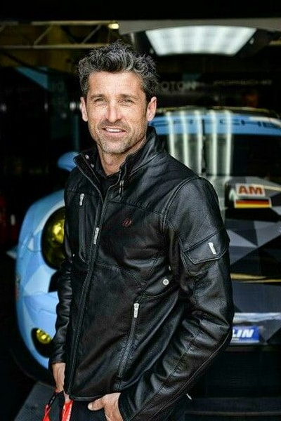 The Patrick Dempsey Discreet Wavy Upsweep