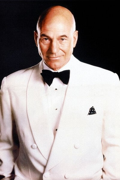 The Patrick Stewart Clean Shave