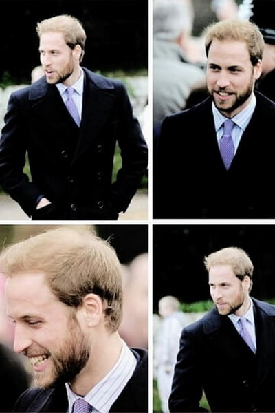 The Prince William Layered Cut