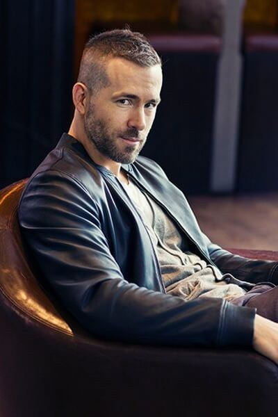 The Ryan Raynolds Crew Cut - Best Hairstyles for Balding Men