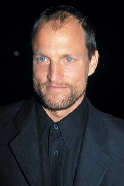 The Woody Harrelson Circular Effect Cut