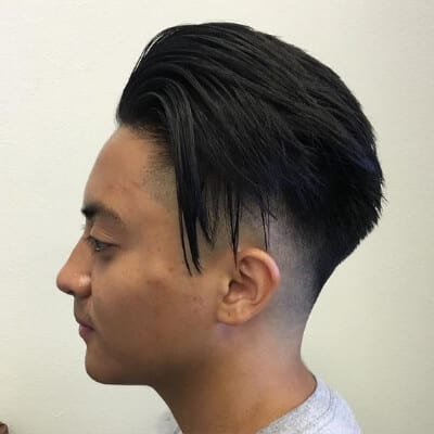 65 Asian Men Hairstyles for an Impeccable Look