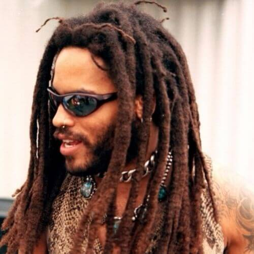 guy with shades and dreads