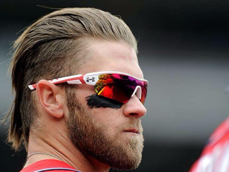smooth bryce harper haircut