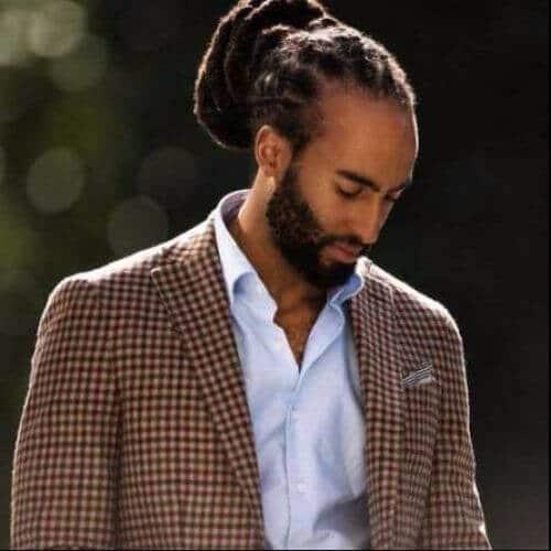 Terrific 60 Cool Dread Styles For Men Menhairstylist Com Hairstyles For Women Draintrainus