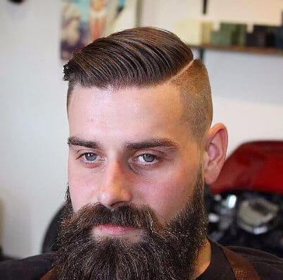 60 Comb Over Haircut Ideas For Effortless Style