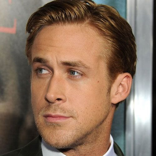 comb over haircut ryan gosling