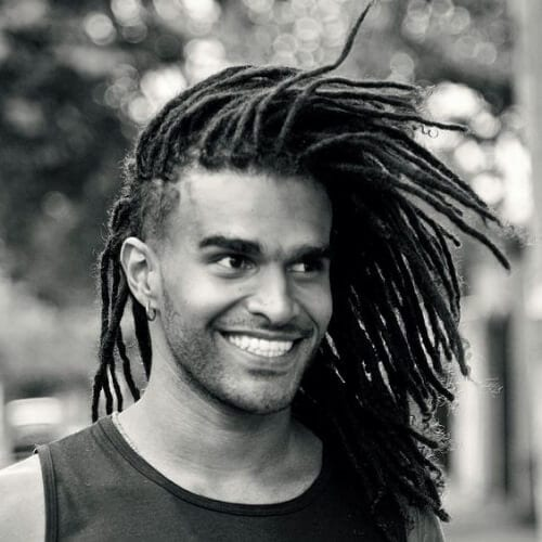 65 Cool Dread Styles For Men Menhairstylist Com Men Hairstylist