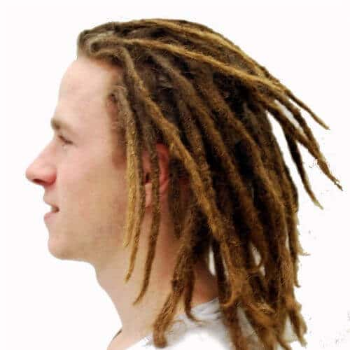 guy with spiky dreads