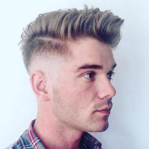 Skin Fade Undercut Haircut