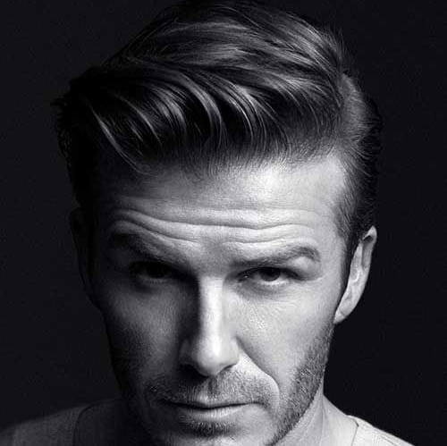 david beckham comb over haircut