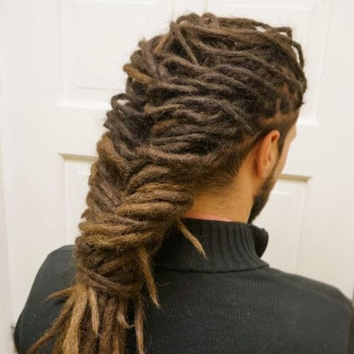 dread styles for men
