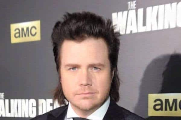 Josh McDermitt's Flat Top and Mullet combo