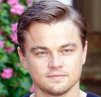 Leonardo DiCaprio's Classy Comb Over