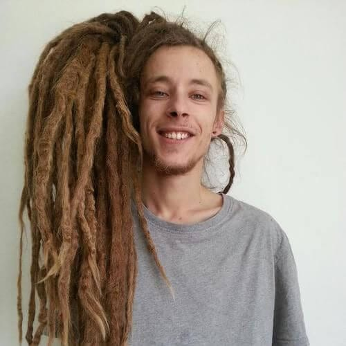 353 Dread Styles for Men for a Spectacular Look