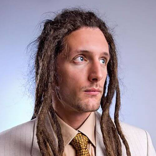 Surprising 60 Cool Dread Styles For Men Menhairstylist Com Short Hairstyles Gunalazisus