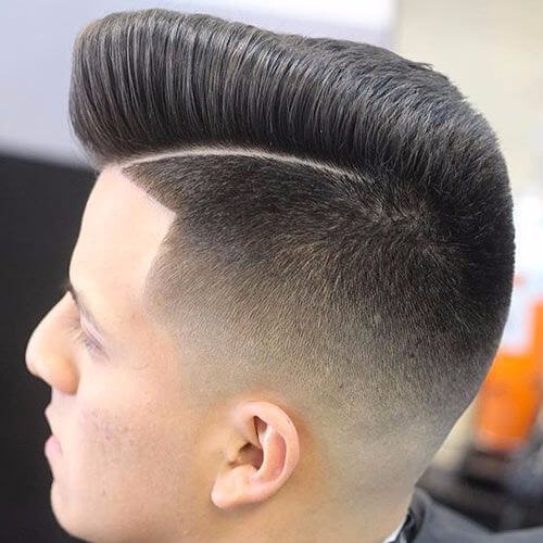 guy with undercut