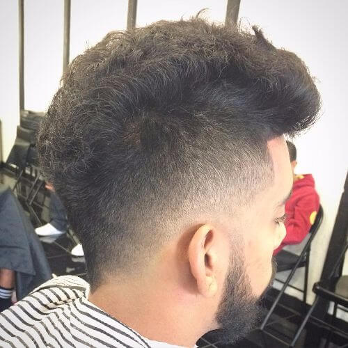 fohawk from behind