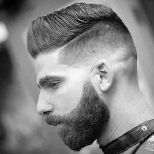 55 Awesome Mid Fade Haircut Ideas