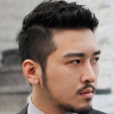 65 Asian Men Hairstyles for an Impeccable Look | Men Hairstylist